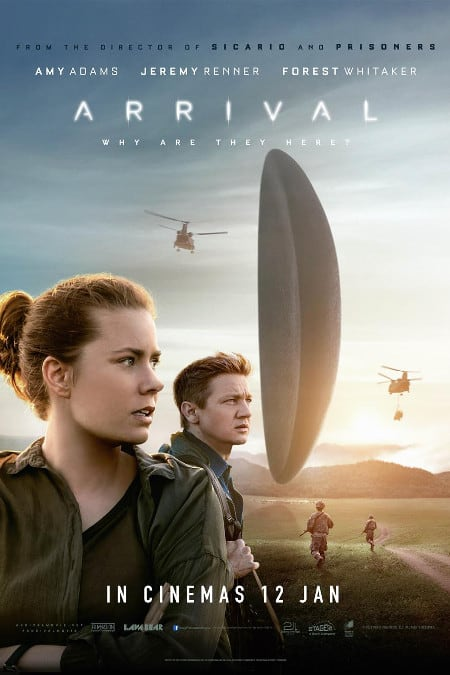 Arrival (2017) – Review