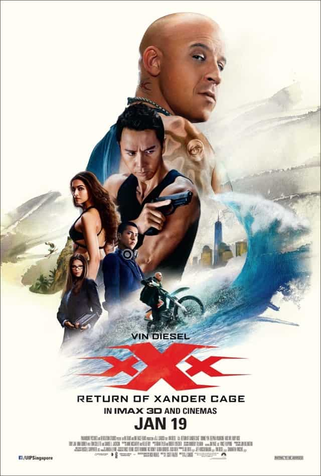 xXx: Return of Xander Cage (2017) – Review