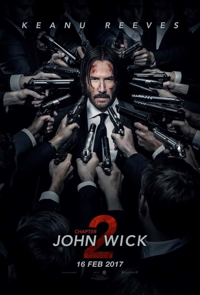 John Wick: Chapter 2 (2017) – Review