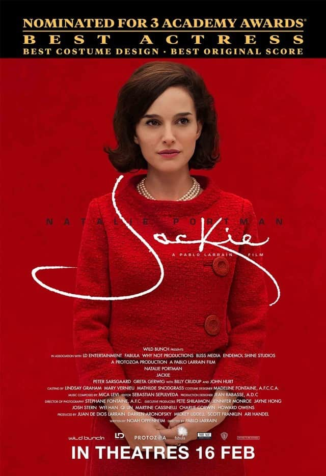 Jackie (2016) – Review