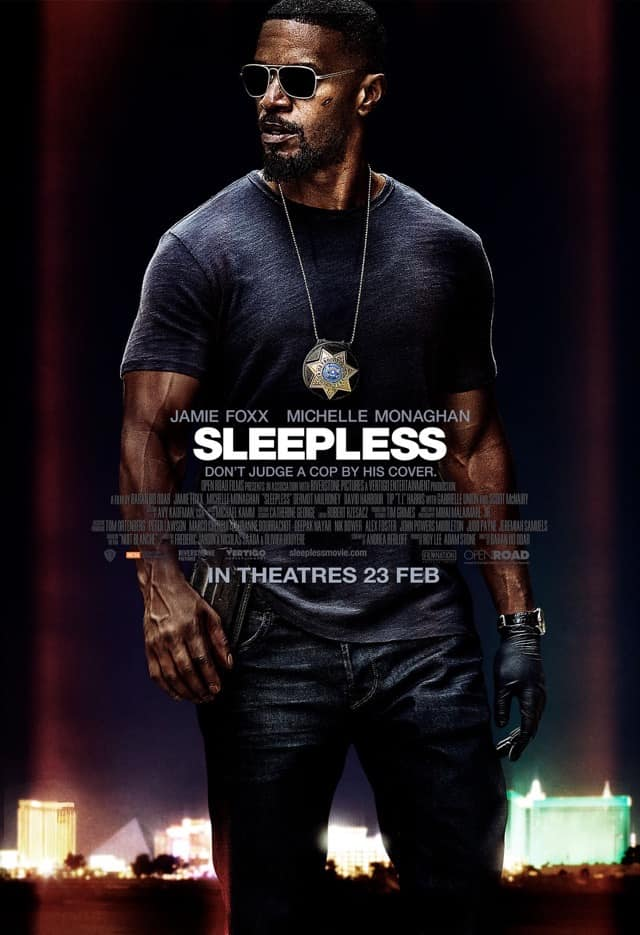 Sleepless (2017) – Review