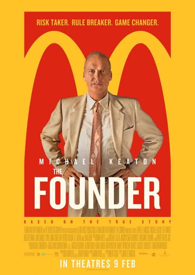 The Founder (2016) – Review