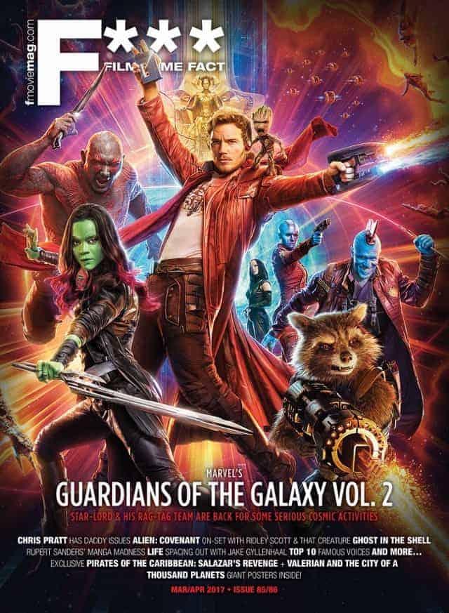 #85/86 (Mar/Apr 2017) – Guardians of the Galaxy Vol. 2