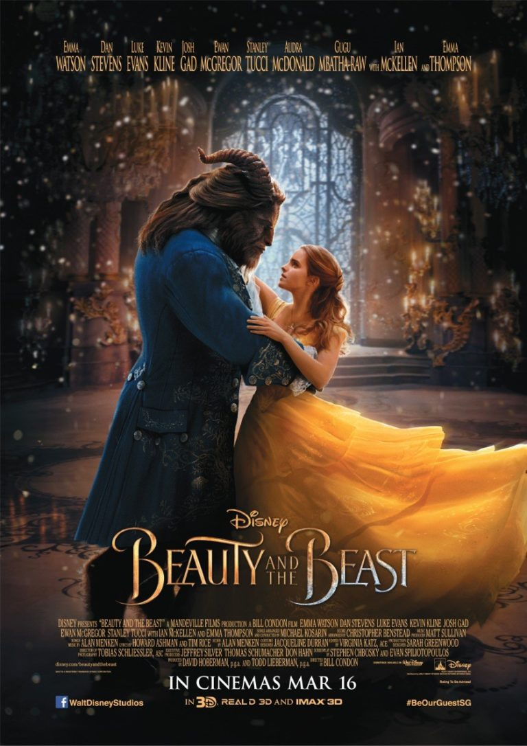 Beauty And The Beast (2017) – Review