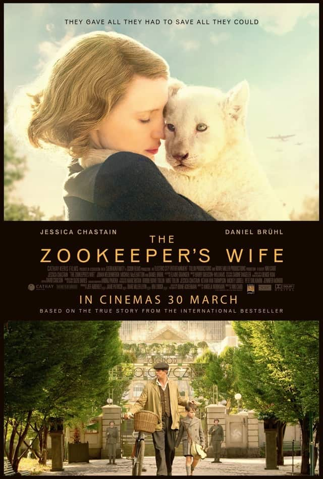 The Zookeeper's Wife (2017) – Review