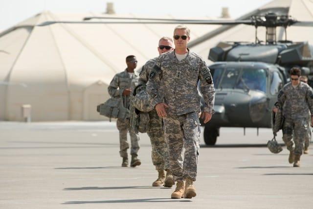 """Exclusive: New trailer for Netflix's """"War Machine"""""""