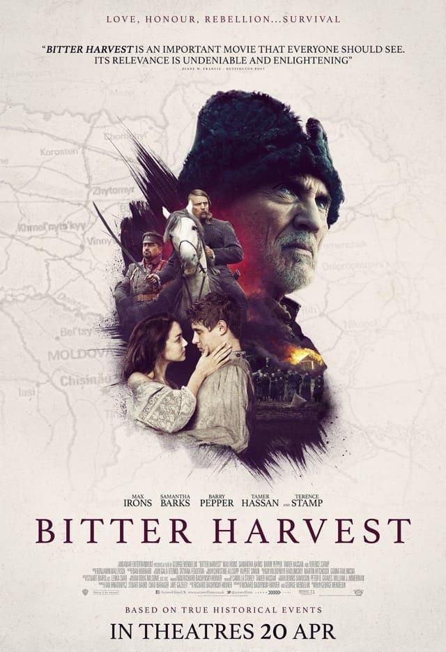 Bitter Harvest (2017) – Review