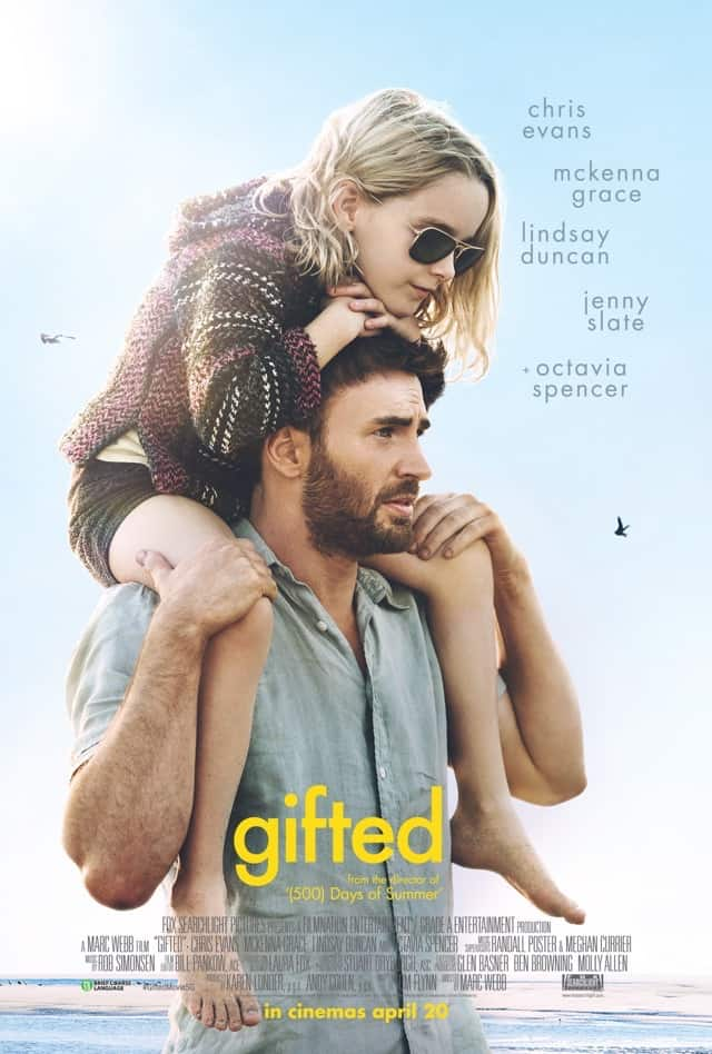 Gifted (2017) – Review
