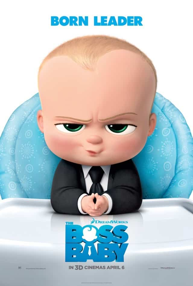 The Boss Baby (2017) – Review