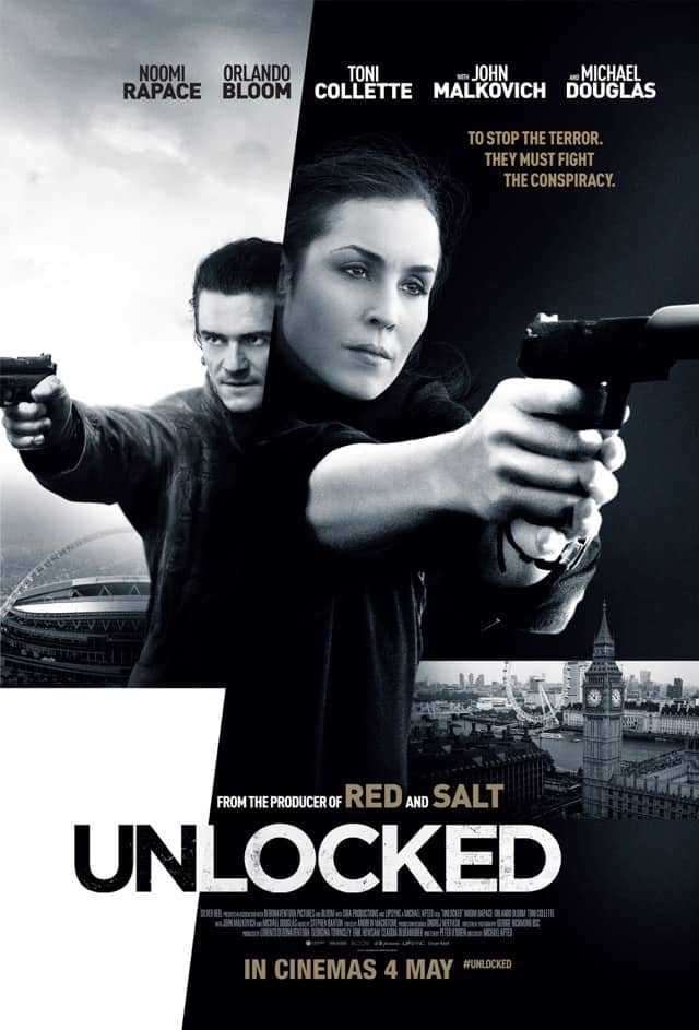 Unlocked (2017) – Review