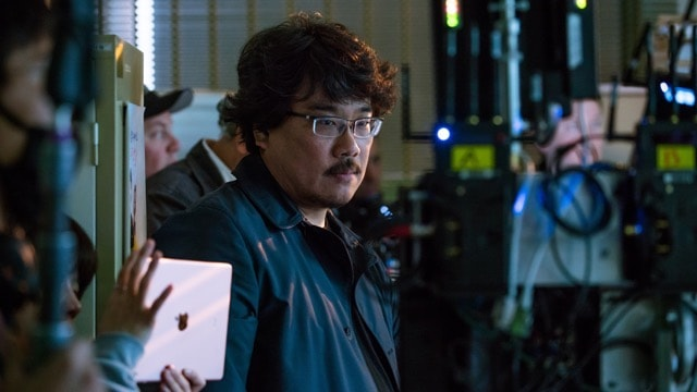 "Seoul Survivor: ""Okja"" director Bong Joon Ho survives terrifying slaughterhouse visit to tell a gentle tale"