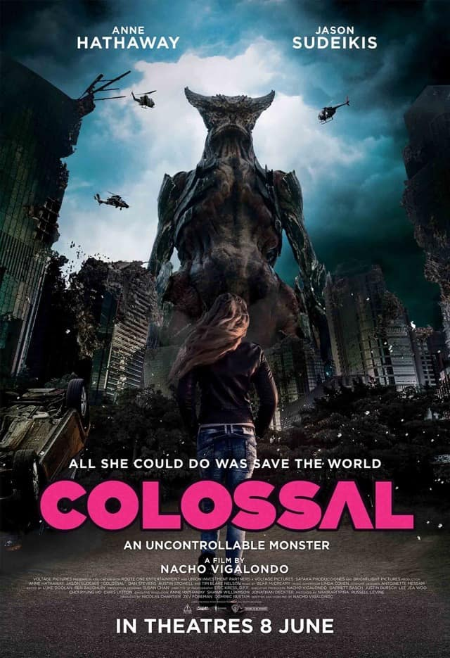 Colossal (2017) – Review