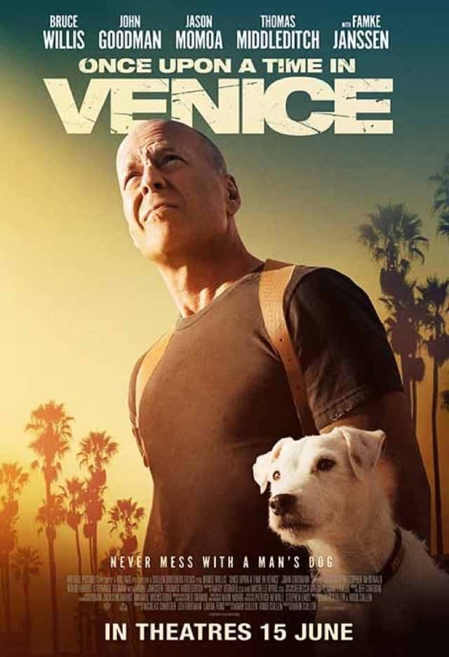 Once Upon a Time in Venice (2017) – Review