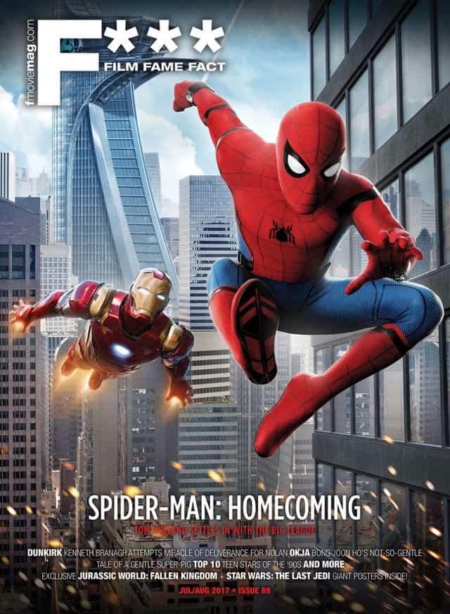 #89 (Jul/Aug 2017) – Spider-Man: Homecoming