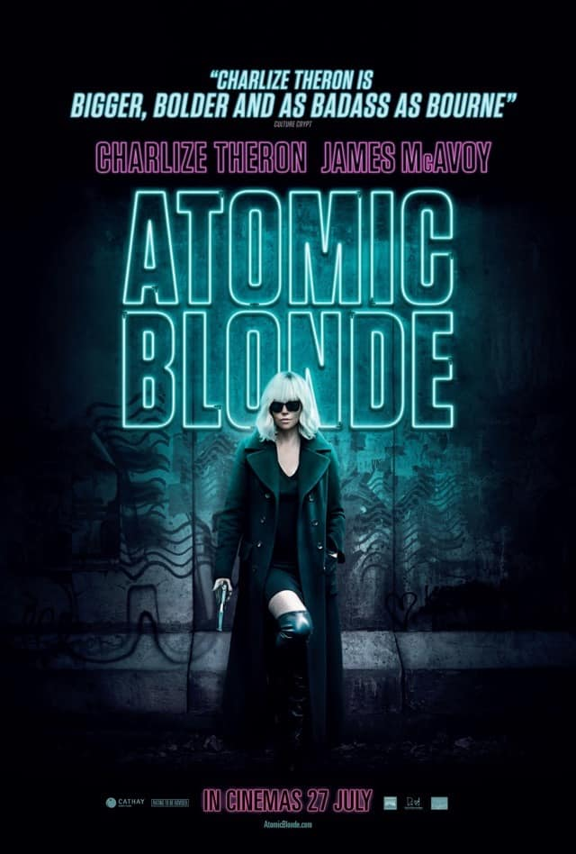 Atomic Blonde (2017) – Review