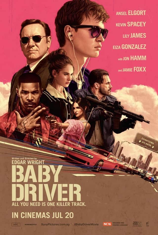 Baby Driver (2017) – Review