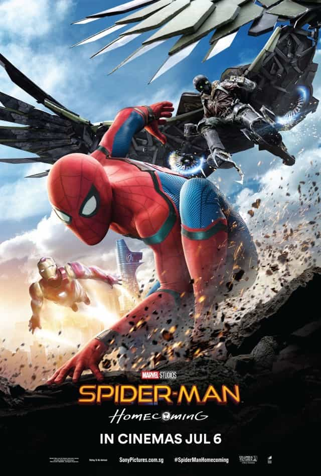Spider-Man: Homecoming (2017) – Review
