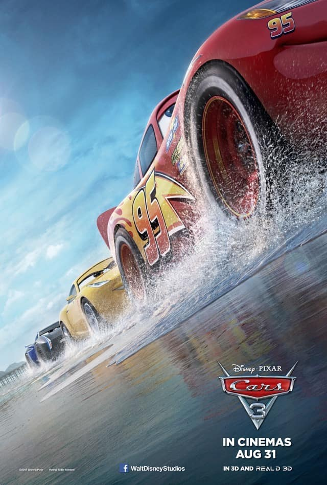 Cars 3 (2017) – Review