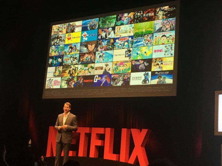 First Look: Netflix Announces New Anime Slate