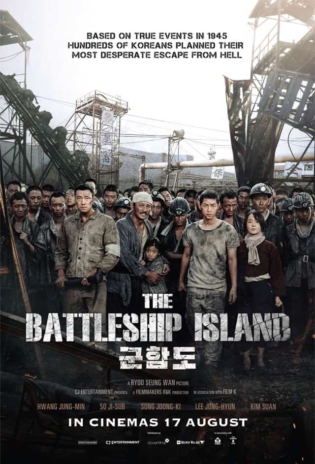 The Battleship Island (군함도) (2017) – Review