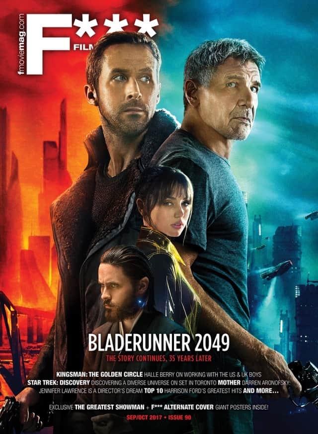 #90 (Sep/Oct 2017) – Blade Runner 2049