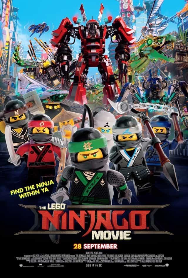 THE LEGO NINJAGO MOVIE – Contest