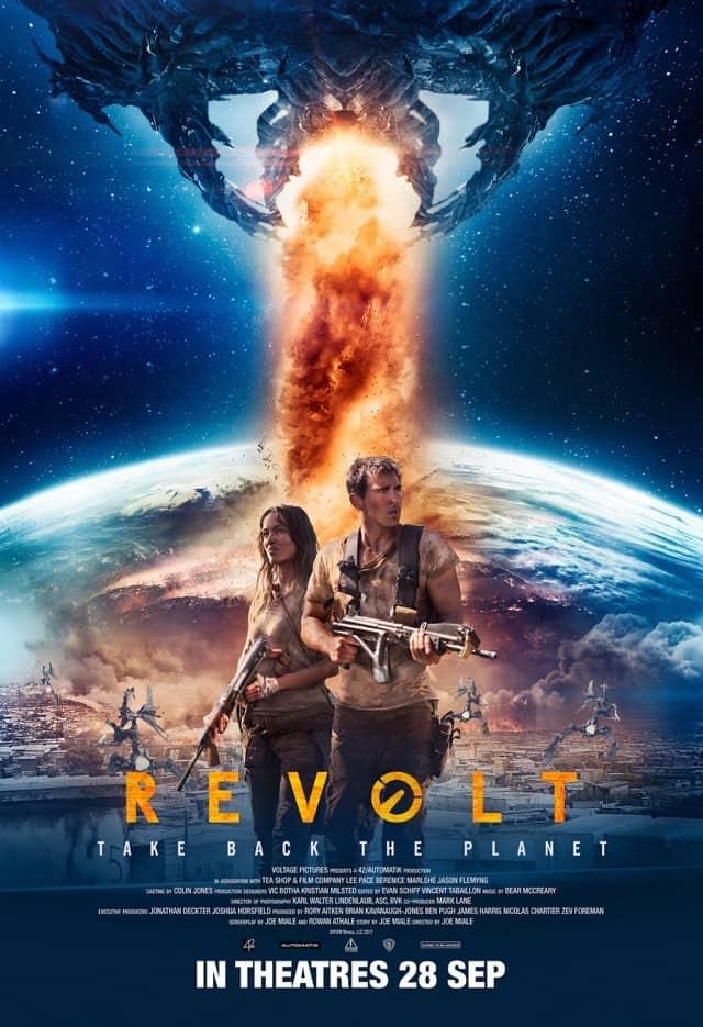 Revolt (2017) – Review