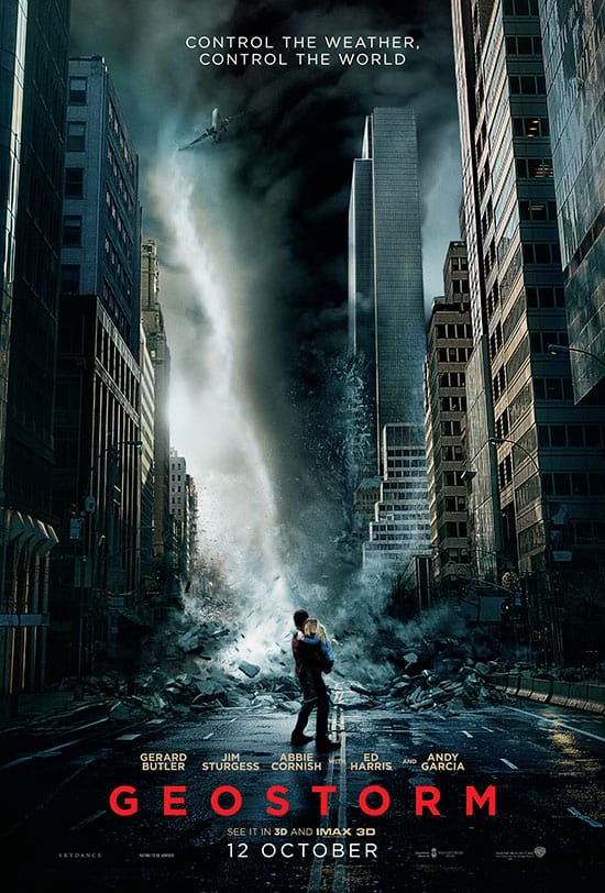 Geostorm (2017) – Review