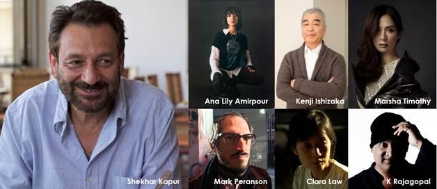 28th SGIFF: Silver Screen Awards jury panel announced