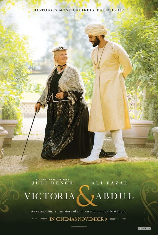 Victoria & Abdul (2017) – Review