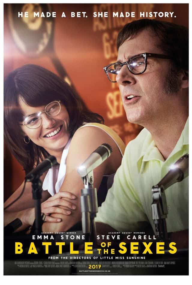 Battle Of The Sexes (2017) – Review