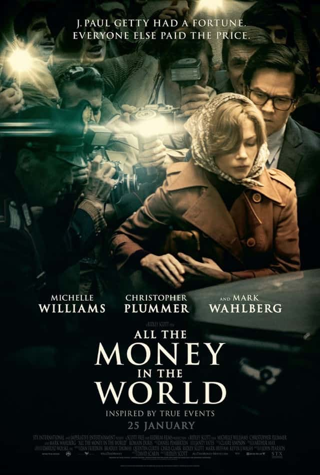 All The Money In The World (2017) – Review