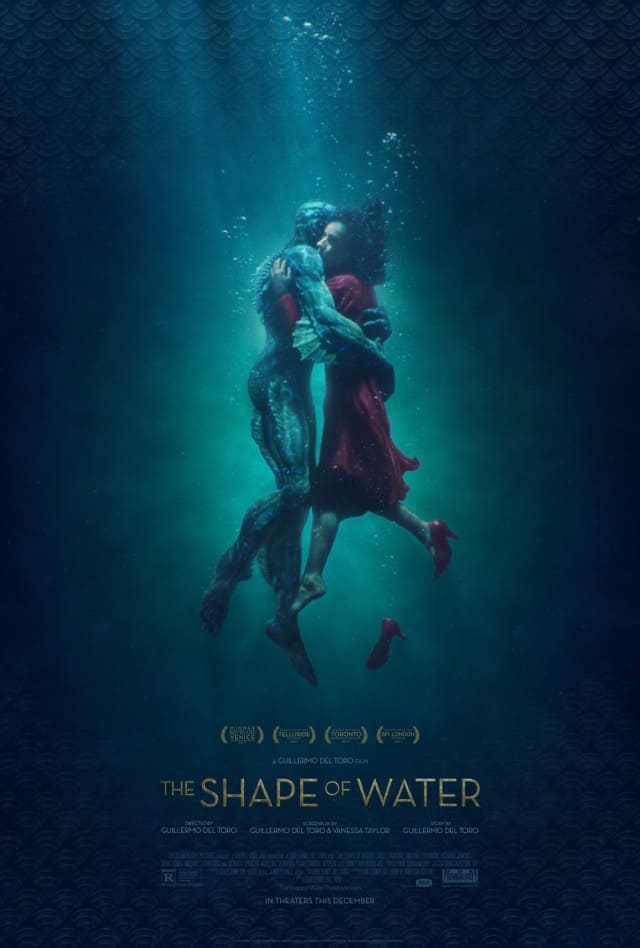 The Shape Of Water (2017) – Review