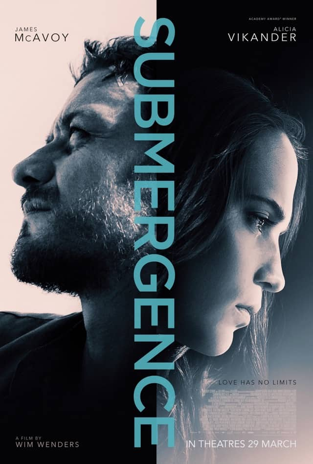 Submergence (2018) – Review