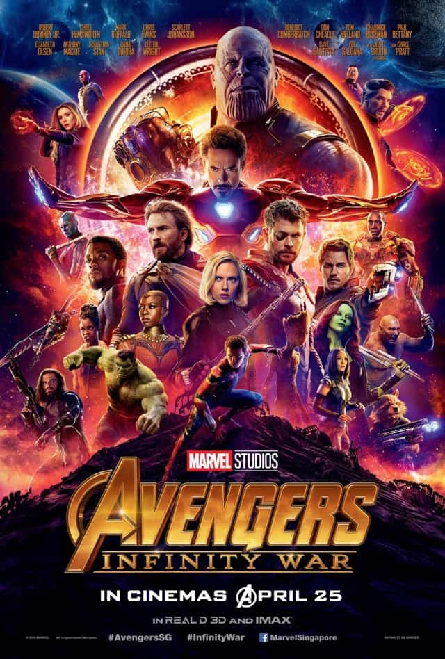 Avengers: Infinity War (2018) – Review