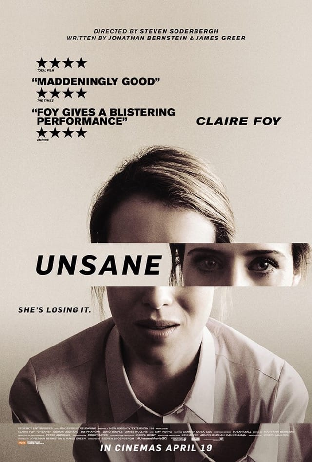 Unsane (2018) – Review