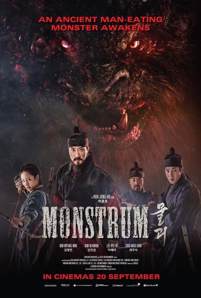 Monstrum (물괴) (2018) – Review
