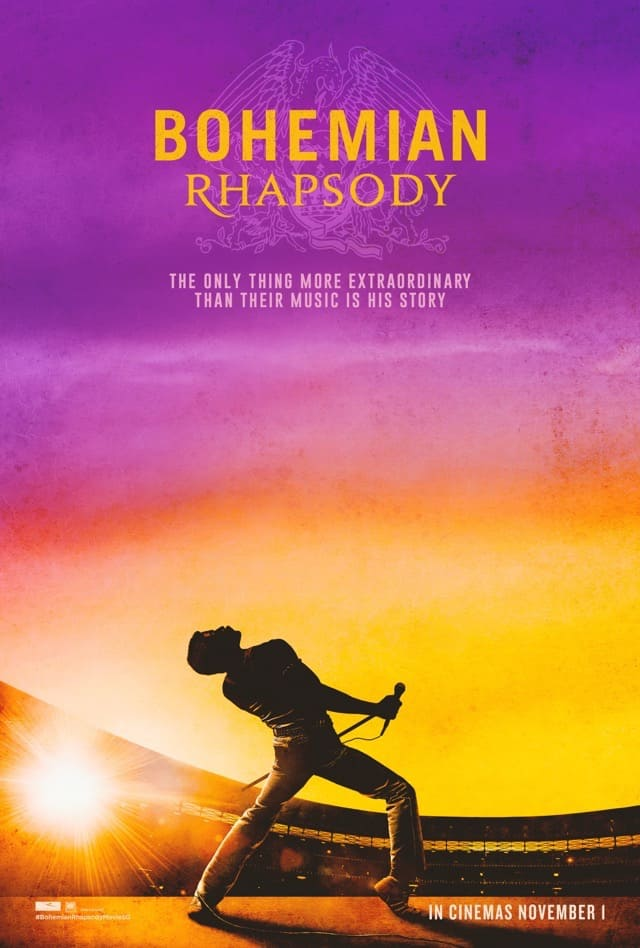 Bohemian Rhapsody (2018) – Review