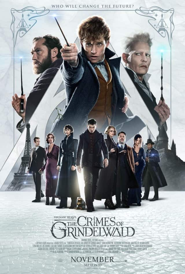 Fantastic Beasts: The Crimes Of Grindelwald (2018) – Review