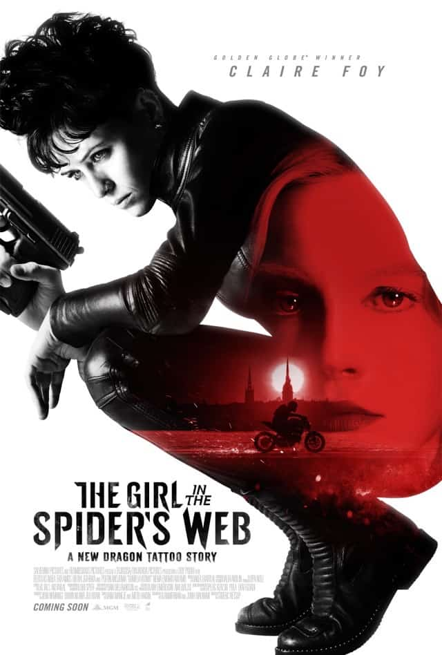 The Girl In The Spider's Web (2018) – Review