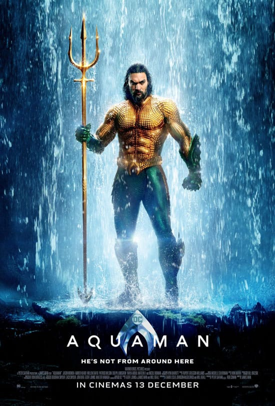 Aquaman (2018) – Review