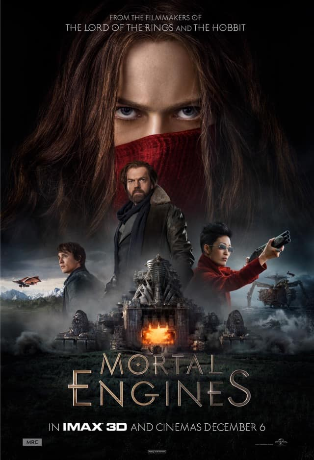 Mortal Engines (2018) – Review