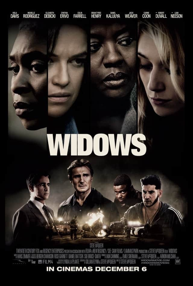 Widows (2018) – Review