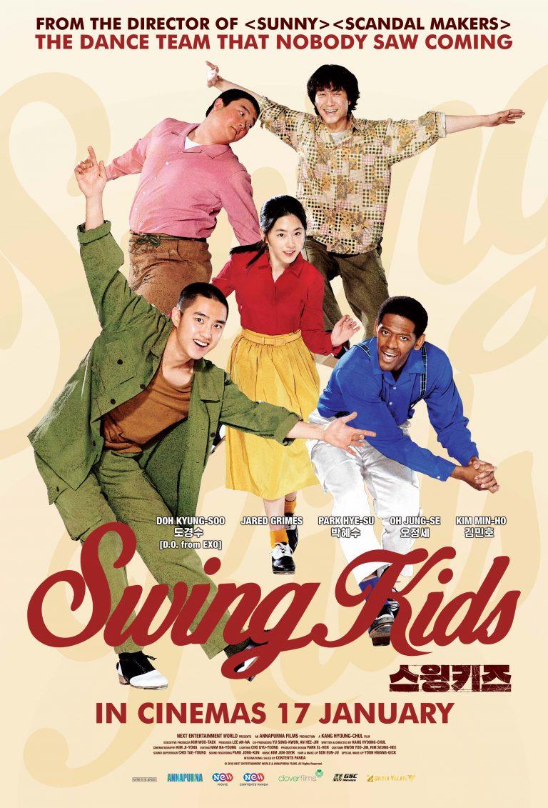 Swing Kids (스윙키즈) (2018) – Review