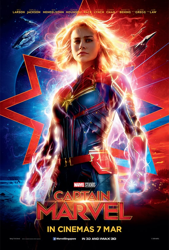 Captain Marvel (2019) – Review