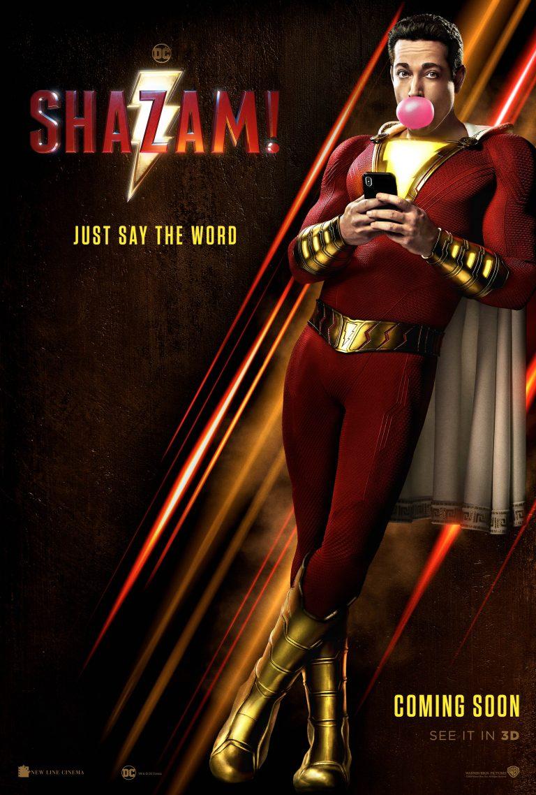 Shazam! (2019) – Review