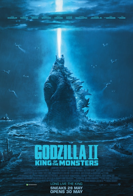 Godzilla II: King Of The Monsters (2019) – Review