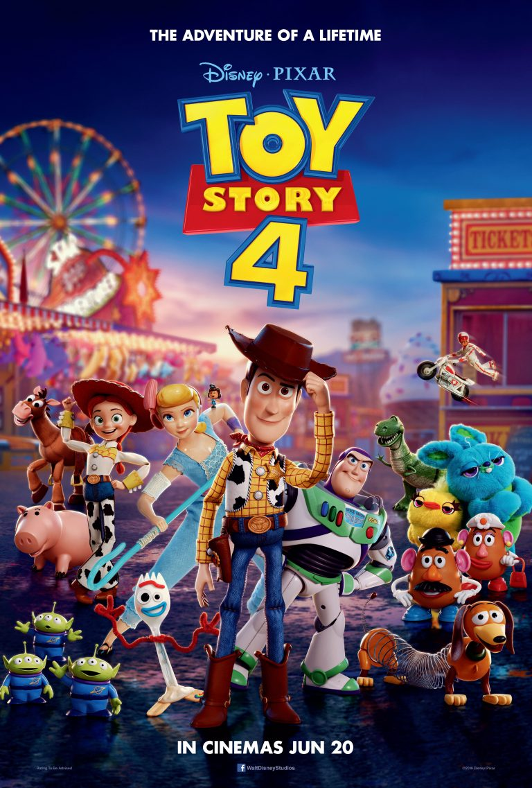 Toy Story 4 (2019) – Review