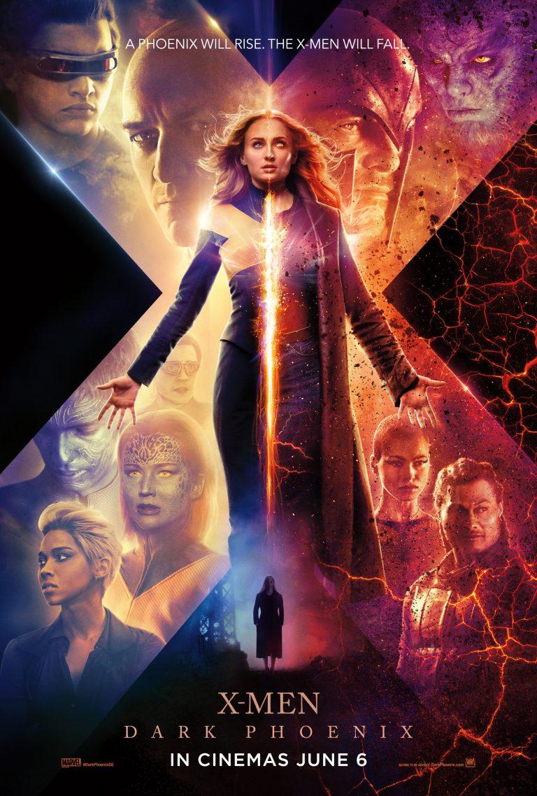 X-Men: Dark Phoenix (2019) – Review