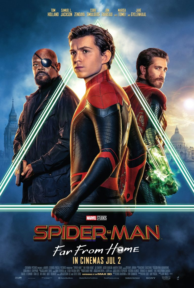 Spider-Man: Far From Home (2019) – Review